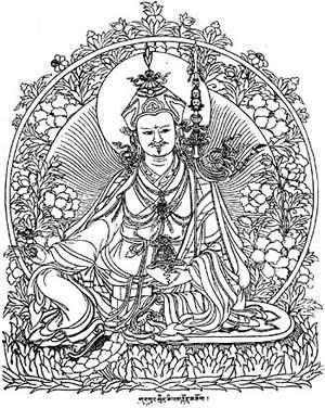 Padmacambhava.